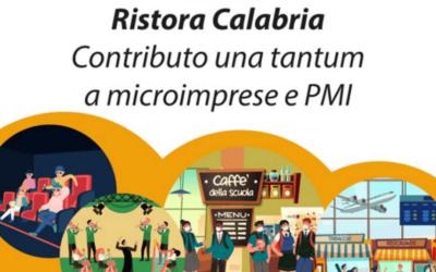 Ristora Calabria. Aiuti a cinema, discoteche e teatri