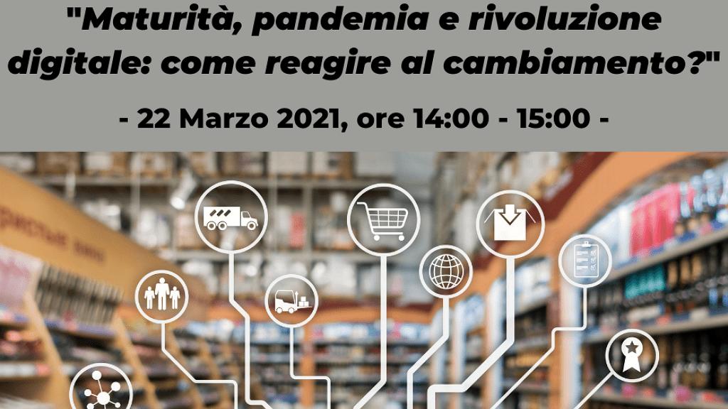 Maturità, pandemia e rivoluzione digitale: come reagire al cambiamento?