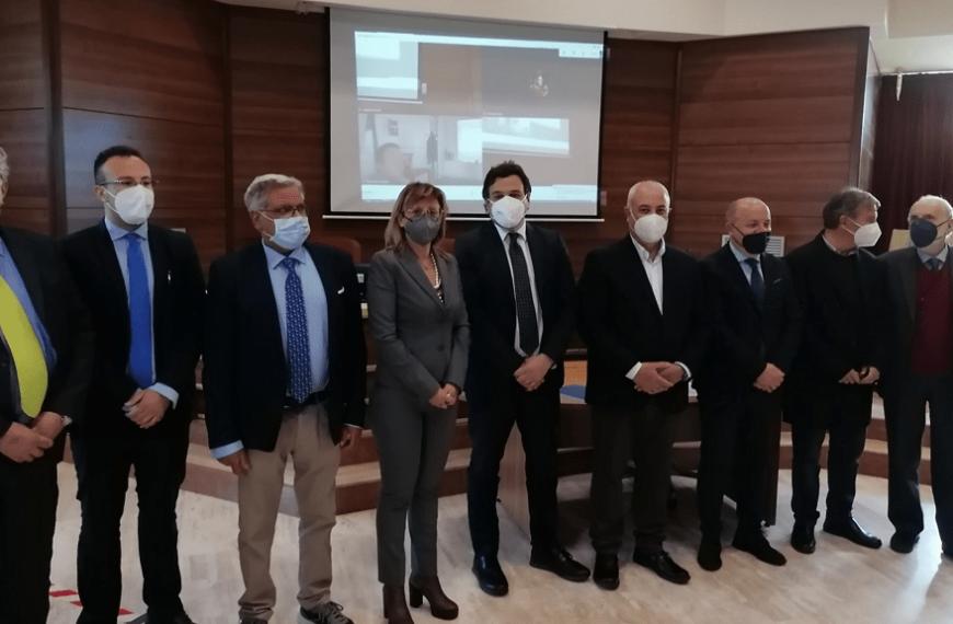 """Protocollo d'intesa """"Rete delle Terme Storiche di Calabria"""""""