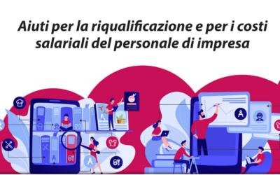 Regione Calabria. Riqualificazione e costi salariali del personale di impresa
