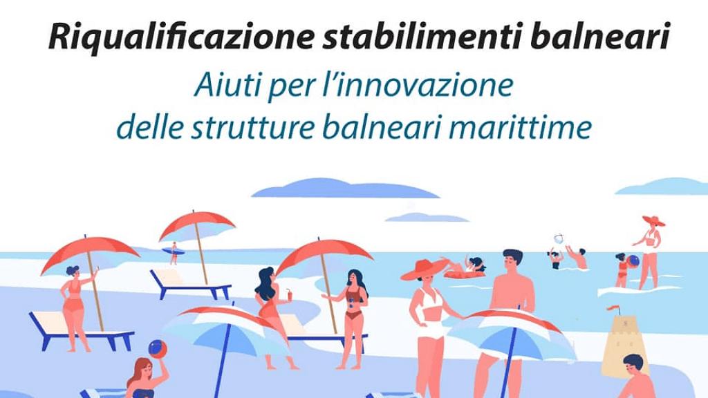 Regione Calabria. Riqualificazione stabilimenti balneari