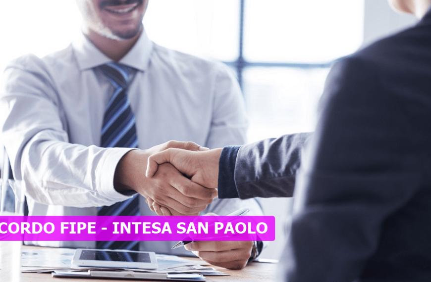 FIPE e Intesa Sanpaolo. Prodotti dedicati alle imprese associate