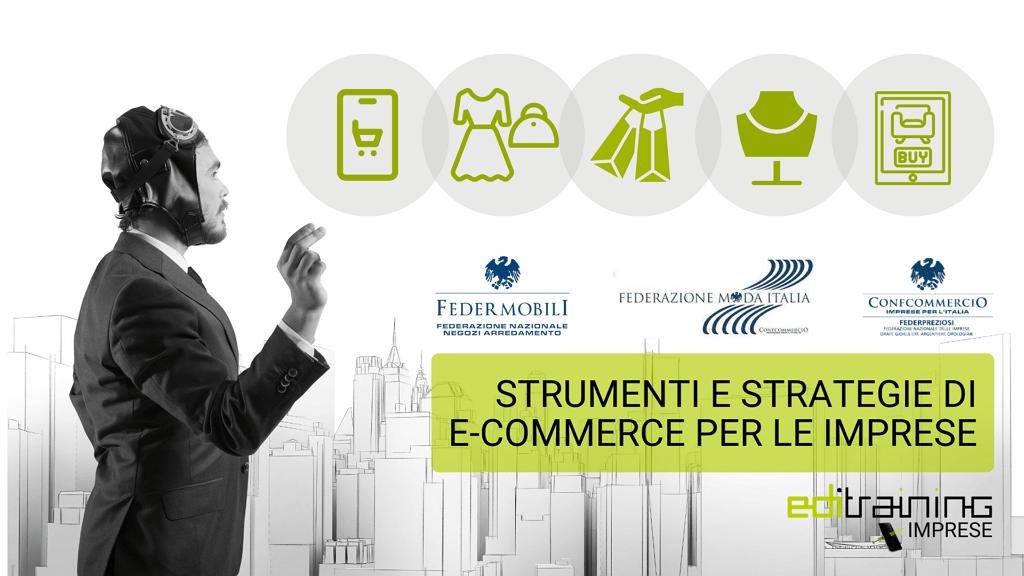 Webinar: strumenti e strategie di e-commerce per le imprese