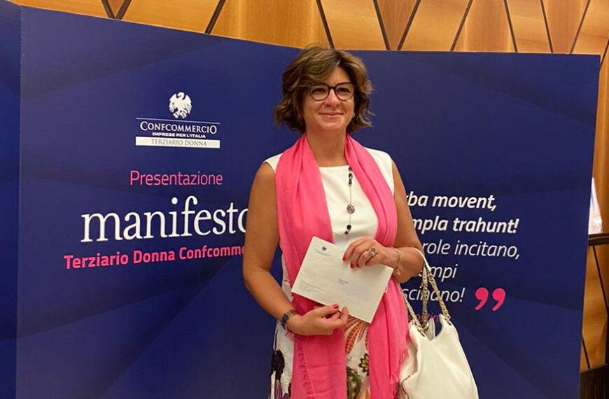 Anna Gallo eletta nel Consiglio Nazionale di Terziario Donna