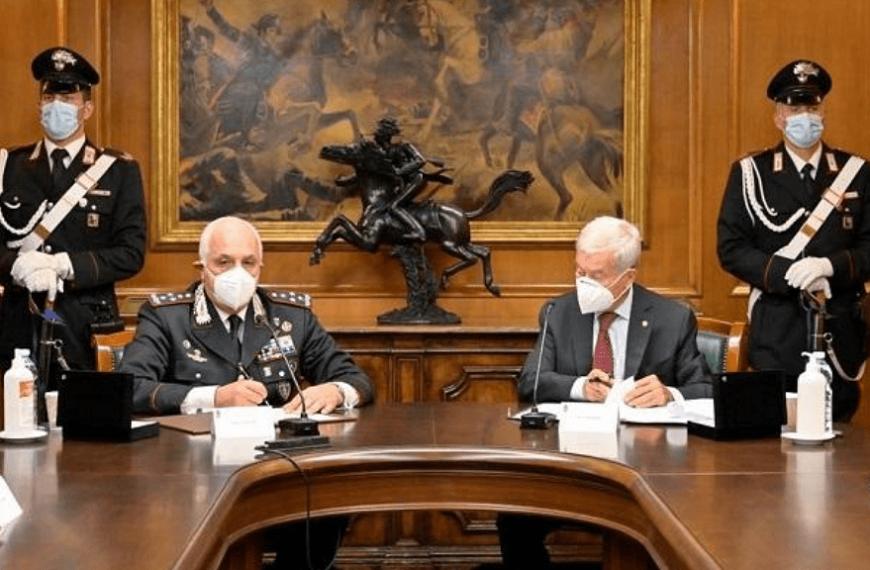 Confcommercio e Carabinieri insieme per la legalità e la sicurezza