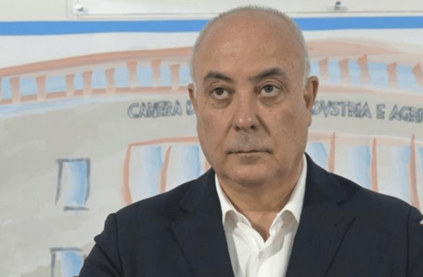 Klaus Algieri eletto vicepresidente di Unioncamere