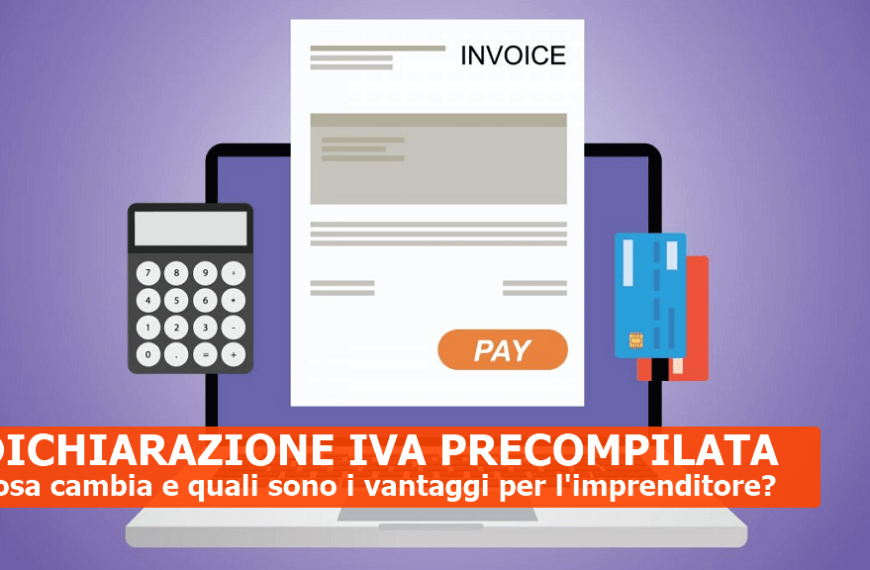Precompilata IVA. On-line i registri IVA compilati per 2 milioni di operatori economici