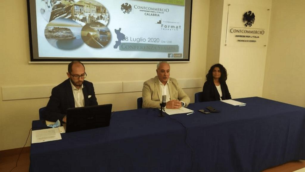 In Calabria a rischio 9000 imprese. Studio Confcommercio – Format Research