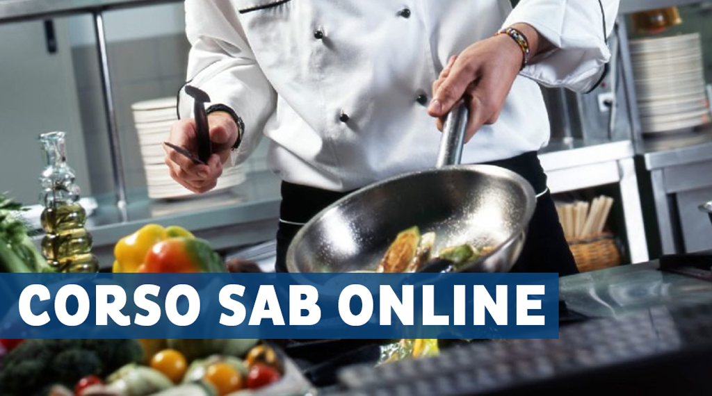 Corso somministrazione al pubblico di alimenti e bevande online