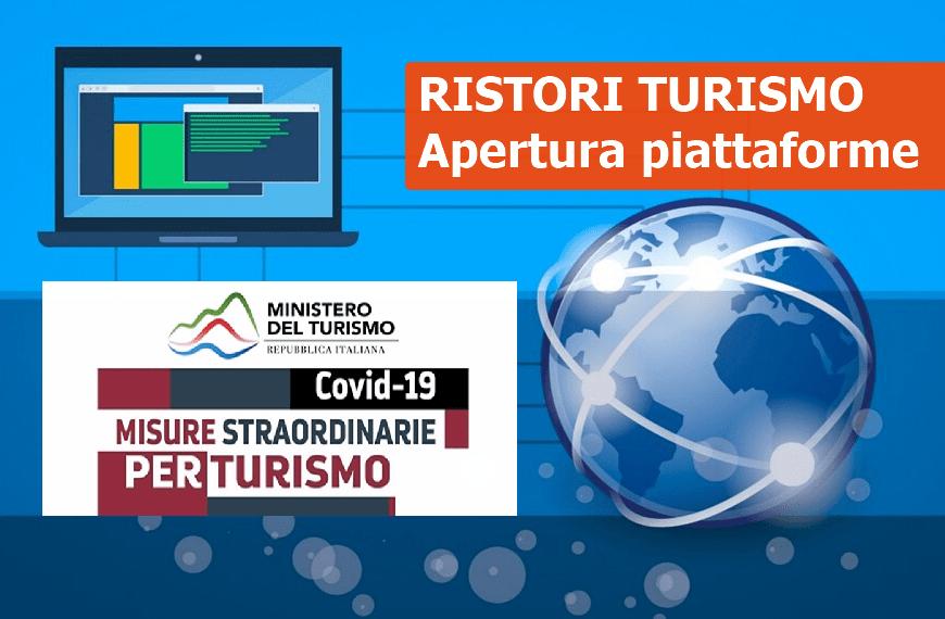 Contributi imprese turistiche: apertura piattaforma